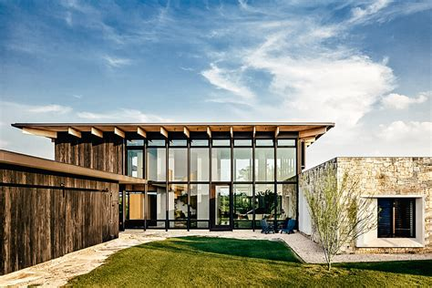 glass wall house texas glass wall house uncrate