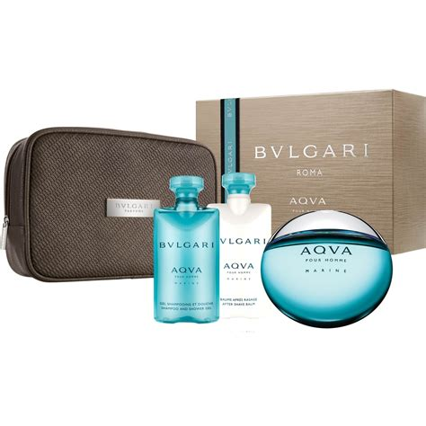 Set Bvlgari bvlgari aqva marine gift set gifts sets for him gifts food shop the exchange