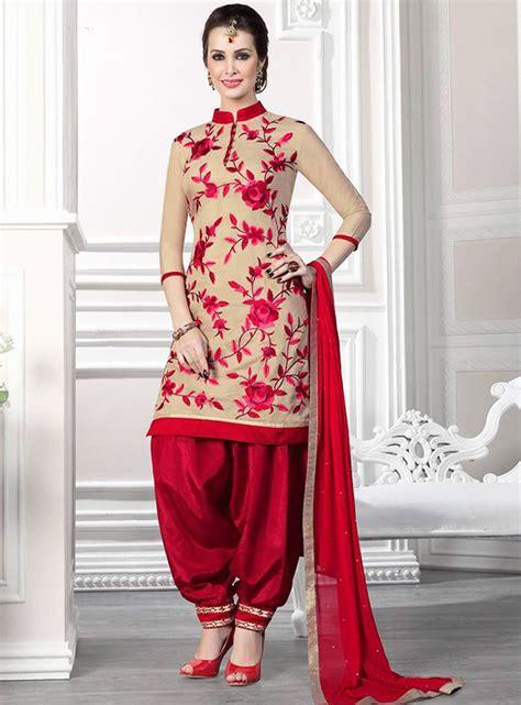 Punjabi Suits Latest Indian Patiala Shalwar Kameez Collection 2015 | new punjabi patiala salwar kameez designs 2015 2016