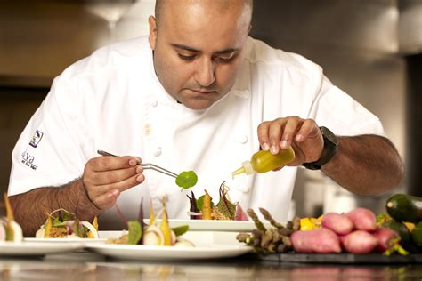 famous chefs and entrepreneurs in the food service best chef in vancouver hamid salimian flies under the