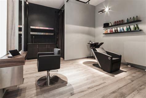 contemporary hair salon a minimalist hair salon in d 252 sseldorf design milk
