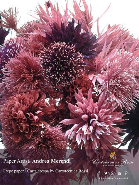 creare fiori di carta crespa oltre 25 fantastiche idee su fiori di carta crespa su