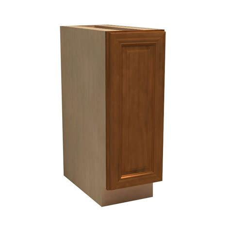 Single Kitchen Cabinet Home Decorators Collection Clevedon Assembled 15x34 5x24 In Single Door Hinge Right Base