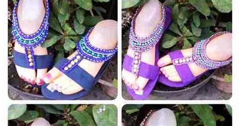 Mukena Bali Motif Songket P Da sandal cantik bali flat sandal unik bali mukena bali