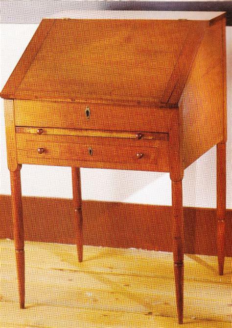pdf diy slant top desk plans download small wood projects