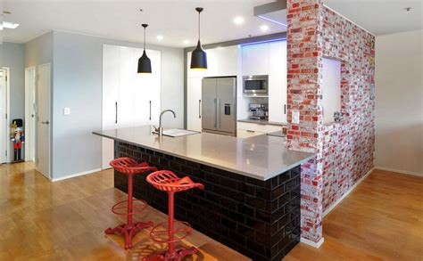 home design store parnell parnell apartment kitchen mixes old with new kitchens