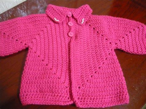 chambritas tejidas a dso agujas con canesu redondo paso a paso saquitos para bebe en crochet 350 00 en mercado libre