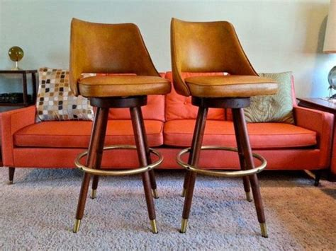 Vintage Counter Stools With Backs by Best 25 Vintage Bar Stools Ideas On Nyc