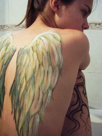 tattoo fail wings 15 angel wing tattoo designs to try angel wings angel