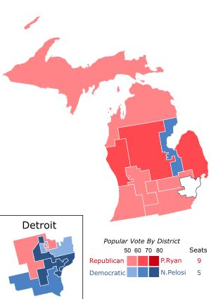 house of representatives polls united states house of representatives elections in michigan 2016 wikipedia