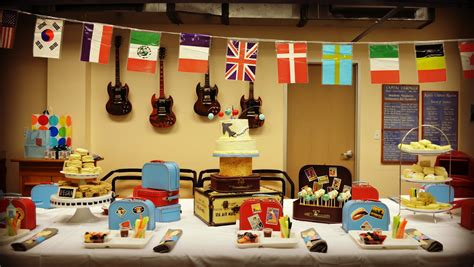 world themed events around the world themed party ideas google search