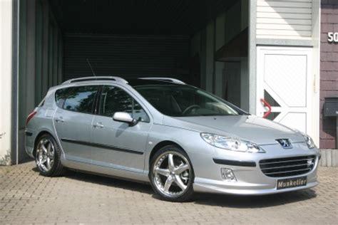 Auto Chromteile Polieren by Peugeot 407 Tuning Teile G 252 Nstig Auto Polieren Lassen