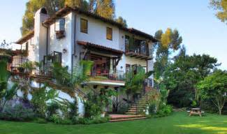 Spanish Home Plans With Courtyards spanish colonial revival mediterranean exterior los