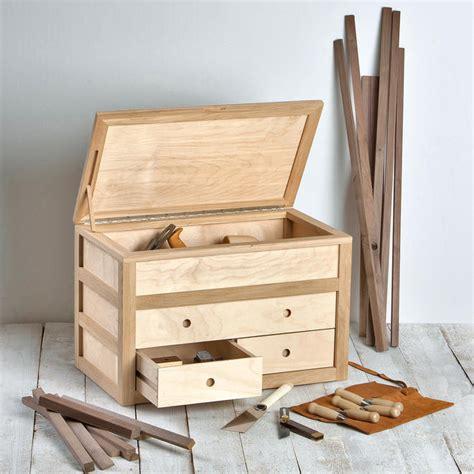 Unterbau Schublade Selber Bauen by Holz Werkzeugkasten Selbst De