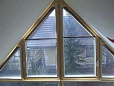 dreiecksfenster sichtschutz sonnenschutz blendschutz hitzeschutz sichtschutz und