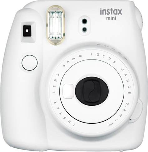 fujifilm instax mini instant fujifilm instax mini 9 instant white 16550629