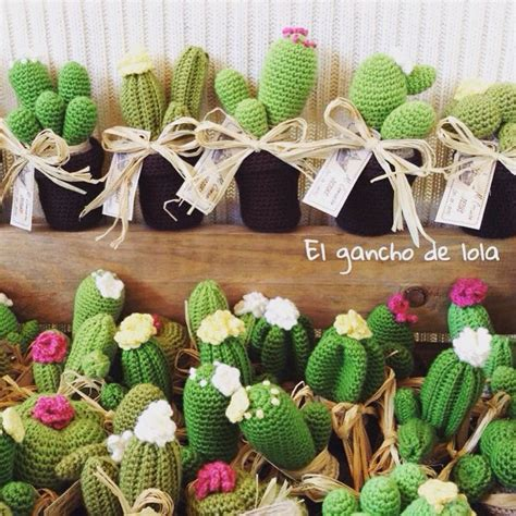 Tanaman Cactus elganchodelola cactus amigurumi crochet crochet amigurumi cacti amigurumi