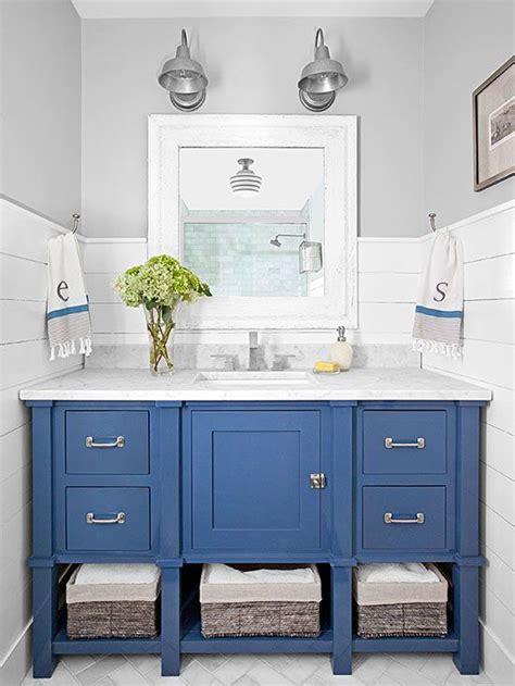 26 bathroom vanity ideas decoholic - Blue Bathroom Vanity
