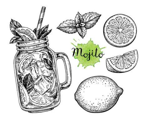 royalty  mason jar drink clip art vector images