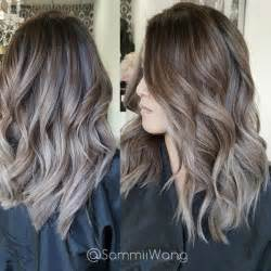 silver color hair beautiful silver ombre hair colors ideas