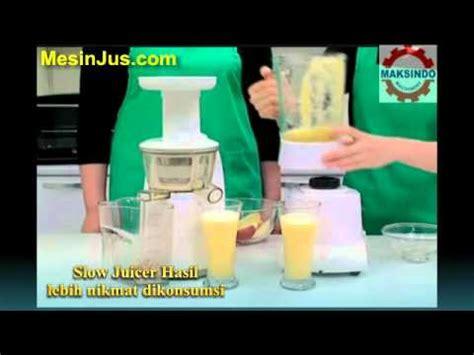 Blender Juice Buah menguji efisiensi mesin jus buah juicer vs blender