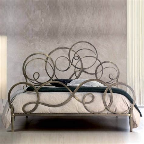 metal headboards for double bed italian furniture classic azzurra metal headboards for