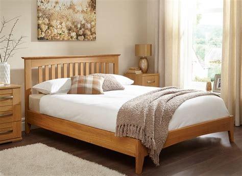 kiev solid oak bed frame solid oak beds oak bed frame