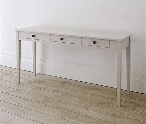 Narrow Console Table With Drawers White Narrow Console Table Trendy Narrow Diy Console Table Made From Reclaimed Wood With