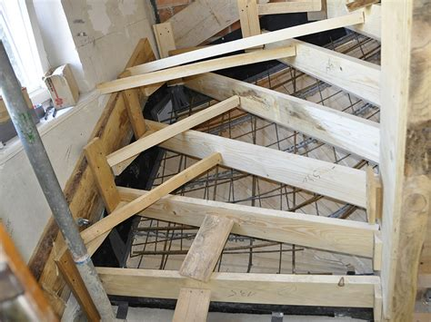 Treppe Betonieren Anleitung by Wiedemann Bauunternehmen Betonarbeiten Beton