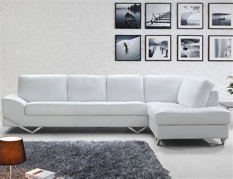 white italian leather sectional sofa huge italian white leather modern sectional sofa set