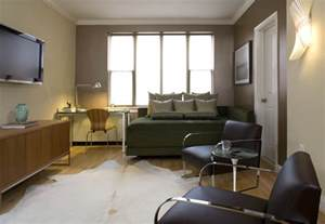 Studio Interior Design Small Studio Apartment Design In New York Pictures To Pin