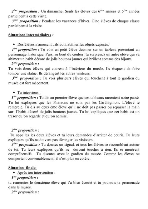 Exemple De Lettre Qui Raconte Un Voyage Production 233 Crite 6eme
