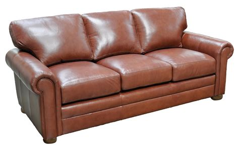 full size leather sleeper sofa leather sleeper sofas georgia leather full size sofa sleeper