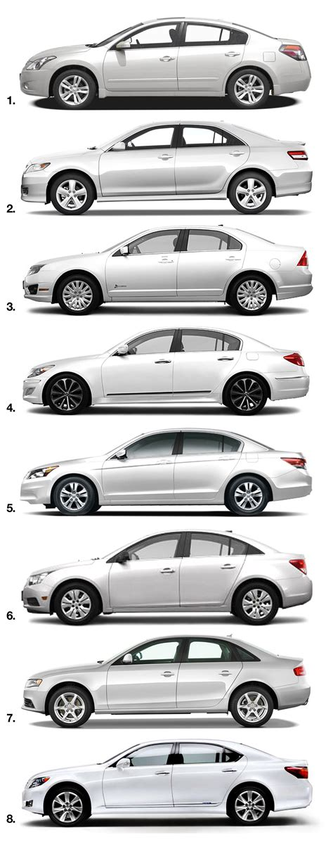 all car why do all new cars look alike 5th color