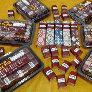 Cetakan Lolipop Bentuk Bulat pusat coklat halal