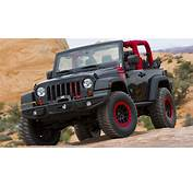 Jeep Wrangler Level Red Concept 2014 Wallpapers And HD
