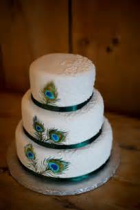 peacock wedding cake eyemasq