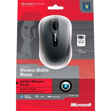 Mouse Microsoft 3500 Microsoft 3500 Wireless Mouse