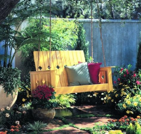 diy backyard swing best diy backyard projects