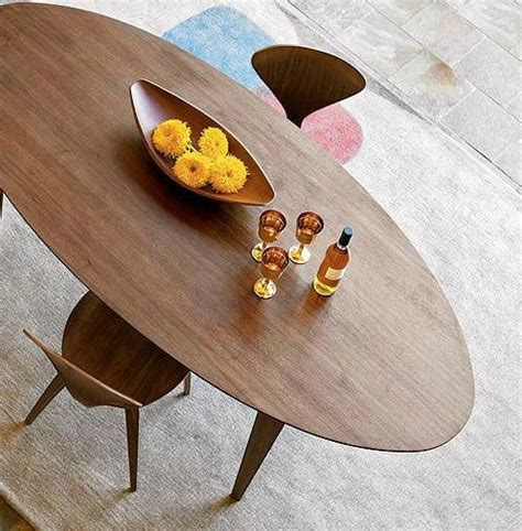 15 astounding oval dining tables for your modern dining room 100 ideas to try about oval dining table ideas eero