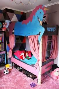 Unicorn bunk bed isabelle mcallister