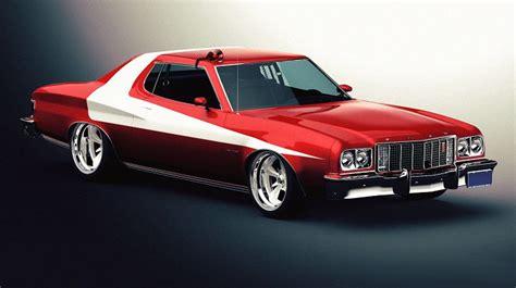 ford gran torino auto car collection
