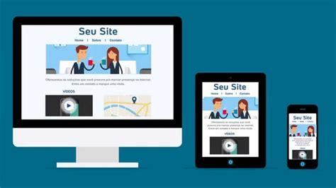 the site conhe 231 a o construtor de do uol o site pronto