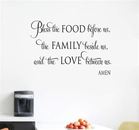 Wall Stickers Bible Verses bible quotes about food quotesgram