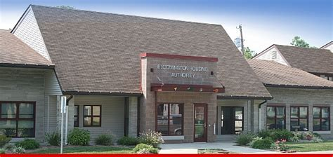 Indianapolis Housing Authority by Bloomington Housing Authority