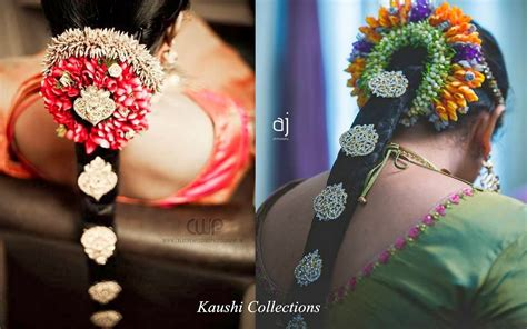 Wedding Hair Accessories India by Sparkling Fashion South Indian Bridal Hair Accessories