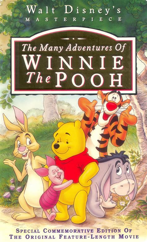 the many adventures of books the many adventures of winnie the pooh book image mag