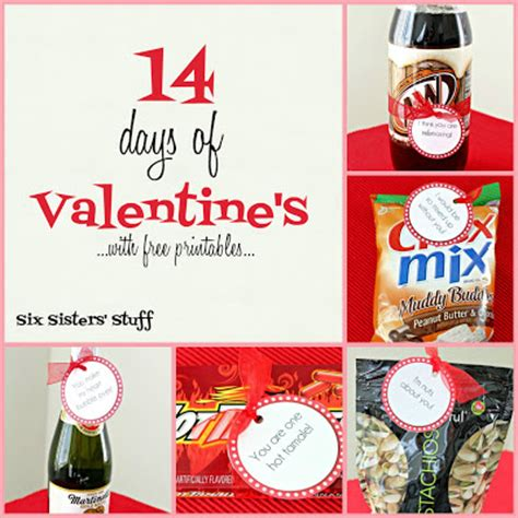 14 days of valentines gifts s day activities and ideas saving cent by cent