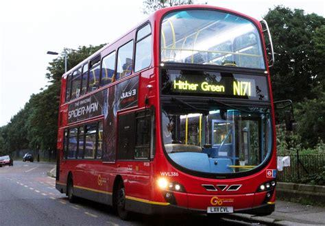 london bus routes route   green tottenham