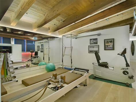 home gym lighting design wynkoop denver loft modern home gym denver by
